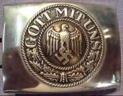 Nazi buckle
